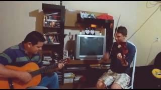 Canção de amigo violino e violão❤🎻