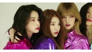 HELLOVENUS 헬로비너스 - 6th Mini Album 'Mystery of VENUS' JACKET MAKING