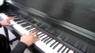 Mavado - Gyal a Mad Ova (Piano Cover)