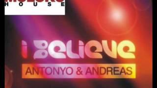 Antonyo & Andreas feat. Kasa J. - I Belive (Dj. C.oldman Moloko theme remix)