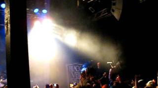 Black Veil Brides - Perfect Weapon - Live @ The Rock, Copenhagen 2011