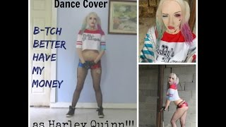 Dance Cover - Royal Family X BLACKPINK - BBHMM as Harley Quinn