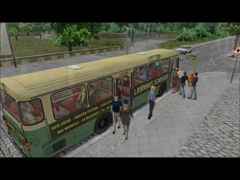 OMSI 2 Add-on City Bus O305 - - WildTangent Games