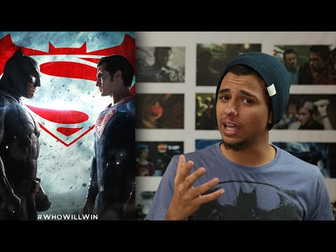Batman v Superman : Dawn of justice - Movie Review | مراجعة فيلم - Batman v superman