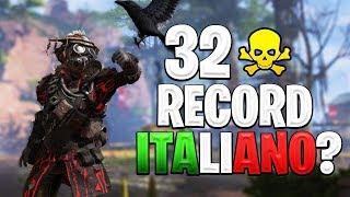 32 KILL DI SQUADRA CON HAL E STERMY! RECORD ITALIANO?!?! | APEX LEGENDS