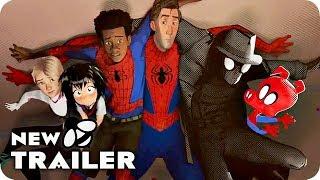 Spider-Man: Into the Spider-Verse Trailer 2 (2018) Animated Spider Man Movie