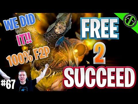 100% F2P Vergumkaar Fusion Completed! | Free 2 Succeed - EPISODE 67