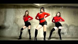 Stellar (스텔라) - Marionette (마리오네트) [Dance cover] AJA CREW RED