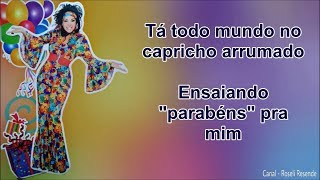 Cristina Mel (Infantil) - A Festa (Feliz Aniversário) - (Com letra)