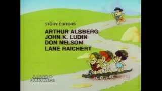 [HD] Os Flintstones Kids - Abertura Dublada + Início de Créditos (Sbt)