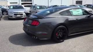 Taking Delivery of a 2016 Shelby GT350R