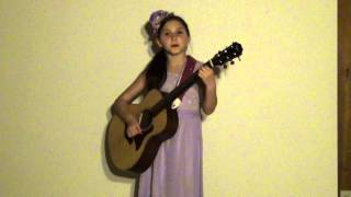 Brooke Boucher covers When Will My Life Begin by Mandy Moore