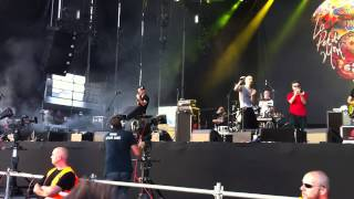 Laid - James live FIB (Benicasim) 2014