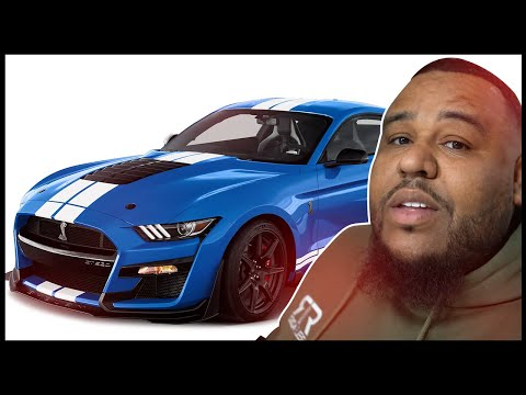 YOU WONT BELIEVE WHO GOT PULLED OVER IN MY SHELBY GT500!