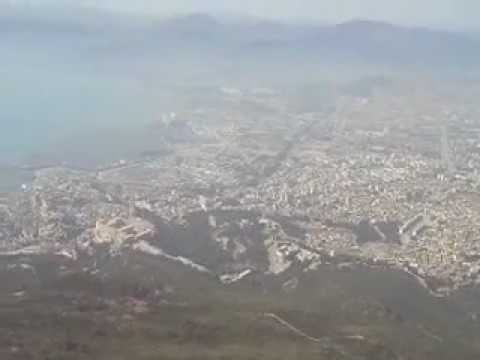Bejaia from yema gouraya