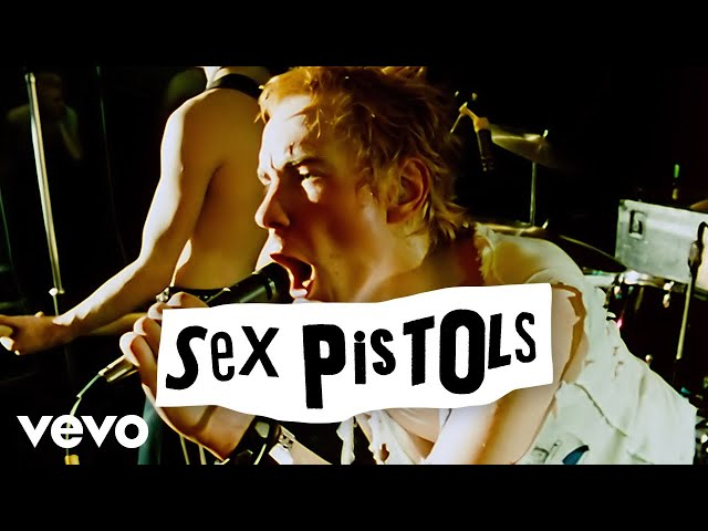 Videoclip de The Sex Pistols ''Holidays in the sun''.