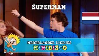 Superman - Minidisco NL