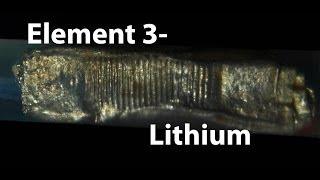 Lithium experiment
