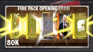 NBA2k16| BEST GOLD PULL IN THE GAME????? FIRST EVER PACK OPENING!!!