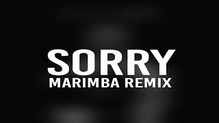 Justin Bieber-Sorry(Ringtone)(Marimba remix)