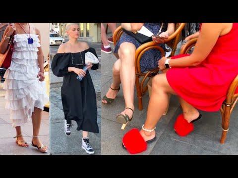 Как выглядят россияне? Street style 2020 Что модно этим летом, как одеты?  Прогулка по Петербургу