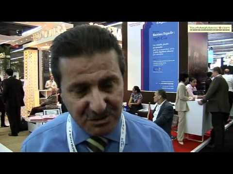 Othman Cherif Alami PDG Atlas voyage et President de la FNT sur www.clemaroc.com