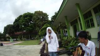 (MPK-OSIS SMAN 1 BASO) Mellisa Putri ft Ilham Ferdiansyah - Bayang Bayang Rindu