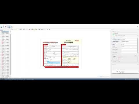 Kodak Info Input Solution Document Classification Preview