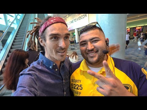 VIDCON SECURITY RESPONDS TO HATE!