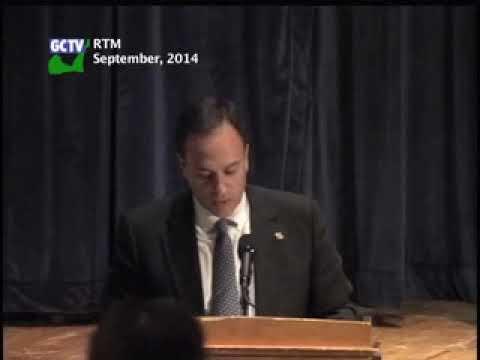 Representative Town Meeting, September, 2014