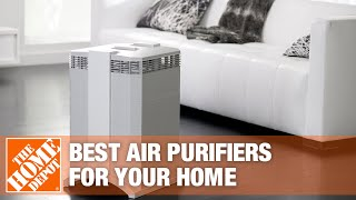 A video highlighting different types of air purifiers.