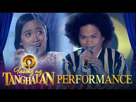 Tawag ng Tanghalan: Pearly Apurador vs. Jonas Oñate
