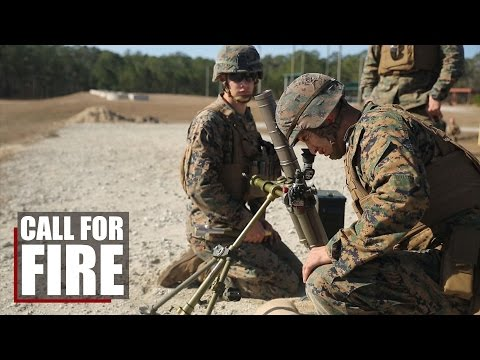Call For Fire! | Southwest Marines train for deployment