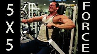 Musculation : Programme de force : le 5 X 5