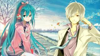 Nightcore - Invisible [Switching Vocal] - [Lryics]