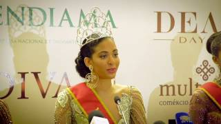 Entrevista|Miss Angola 2017