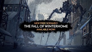 "Frostpunk   Story Trailer - ""The Fall of Winterhome"" (Free DLC)"