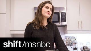 How To Fit Two Years Of Trash In A Mason Jar | shift | msnbc width=