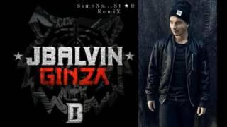 j balvin ginza (Electro Remix) SimoX Star