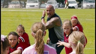 fast and furious 8 Dwayne Johnson entry| Haka dance by the rock|