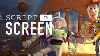 Toy Story   Script to Screen by Disney•Pixar