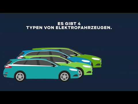 Was ist der Unterschied zwischen den vier verschiedenen Elektroantrieben? | Ford Austria