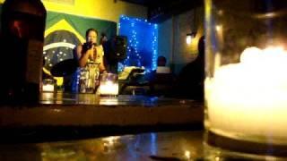 Angela Santos Trio at Miss Favela (Aquarela Brasileira)