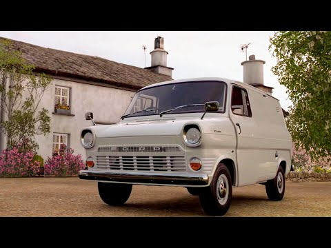1965 Ford Transit now available in Forza Horizon 4
