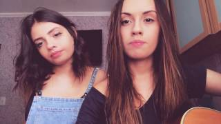Nunca Me Vera Chorar - Ludmilla (Cover Carolina e Vitória Marcilio)