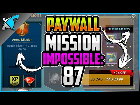 """*ARENA* is Destroying RAID !? ... New Paywall ? 