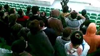 Verde e branco- Ultras Loba