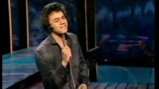Johnny Mathis ~ Live ~ You Light Up My Life ~