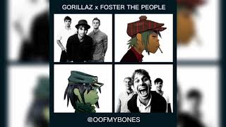 [ARCHIVE] Feel Good Inc. x Pumped Up Kicks (Gorillaz x Foster The People) [Mashup]