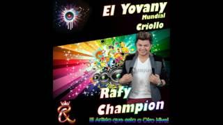 El Yovany Criollo 2017